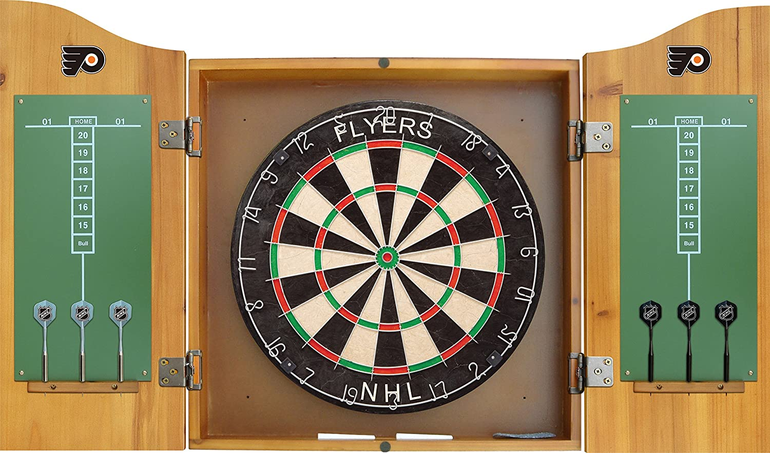 best dart board cabinet 2020