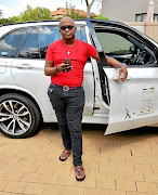 Nico Matlala is being accused by an ex-girlfriend of refusing to pay back the money she lent him  in 2013.