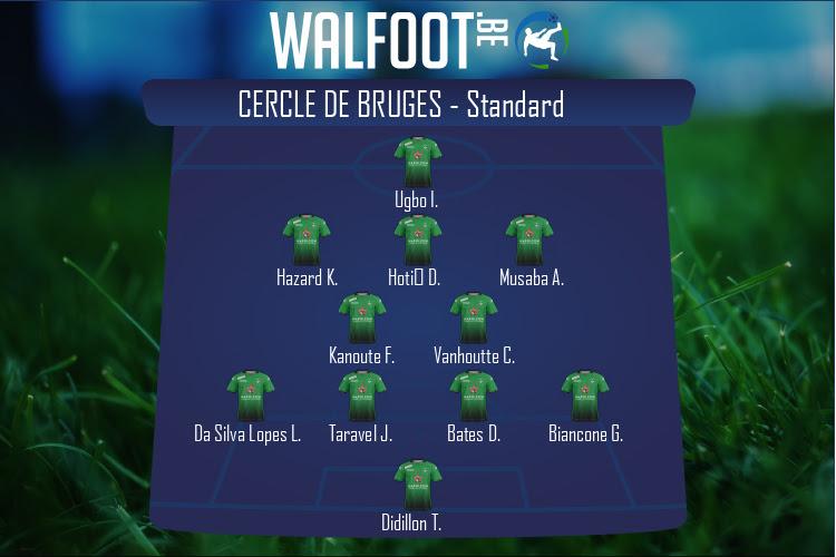 Cercle de Bruges (Cercle de Bruges - Standard)