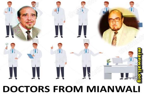 DOCTORS FROM MIANWALI