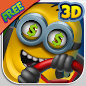 Minion Crazy Racing - Money