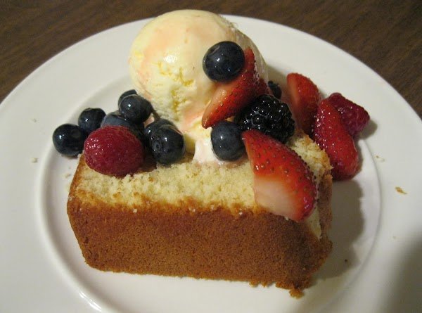 Million Dollar Pound Cake Recipe