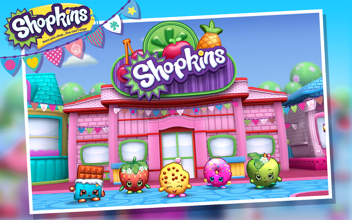 Shopkins world android apps on google play - Shopkins wallpaper ...