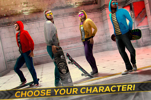 Amazing Skateboarding Game! 1.6.0 screenshots 3