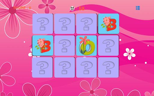 Alphabet Matching Games