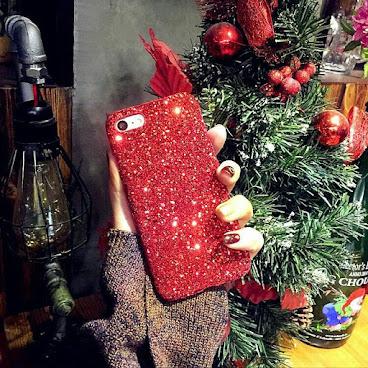 IPhone Case Glitter