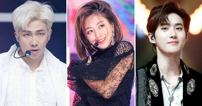 These Are The Top 20 Best K Pop Group Leaders Determined By Fans Koreaboo