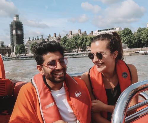 Speedboat Date London