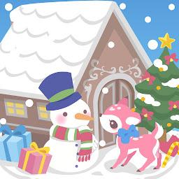 Androidアプリ Snow Dream キュート癒しクリスマス Free版 カスタマイズ Androrank アンドロランク