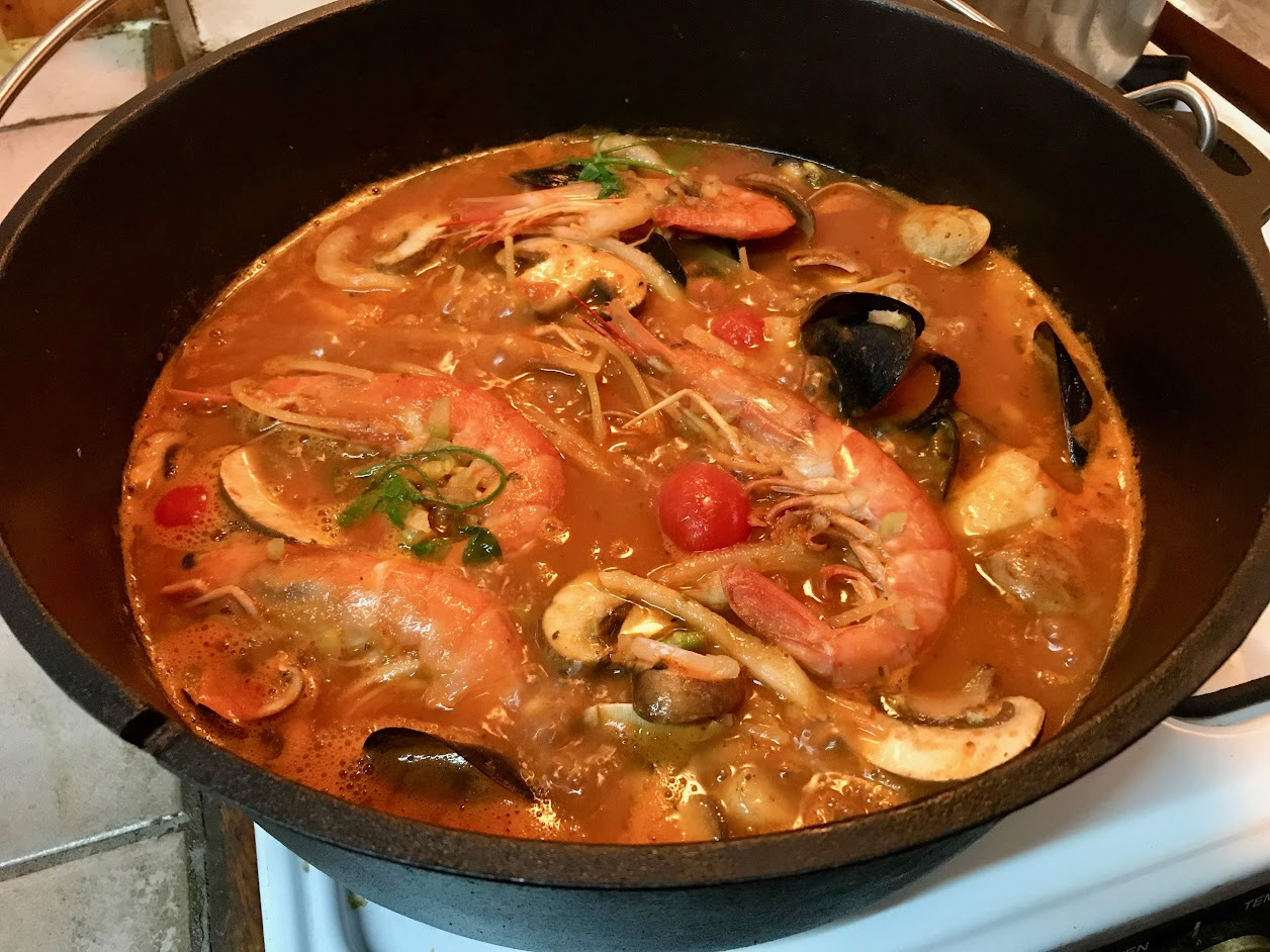 Costco Cioppino Soup