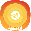 تلگرام طلایی سانگرام بدون فیلتر   ضد فیلتر جدید icon