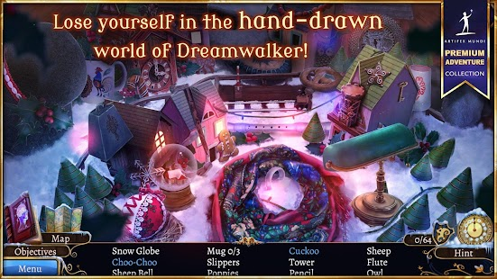 Dreamwalker: Never Fall Asleep (Full) Screenshot