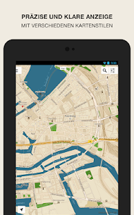 GPS Navigation & Maps - Scout Screenshot