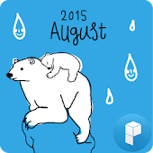 LaRa Calendar-Think Polar Bear