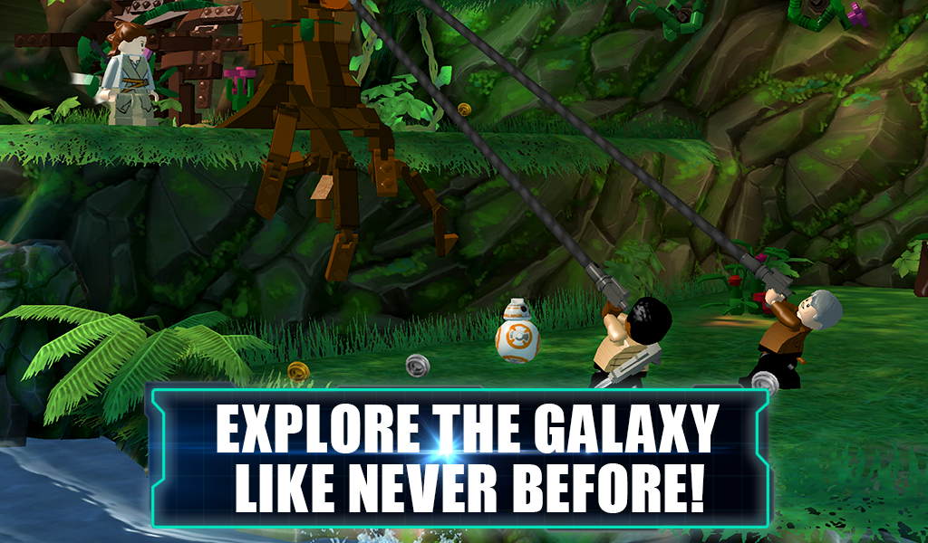 LEGO® Star Wars™: TFA- screenshot