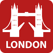 London Travel Map Guide in English. Events 2018