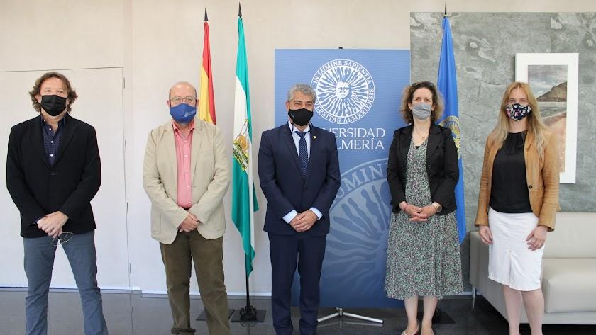 La visita de la delegación francesa será de tres días.