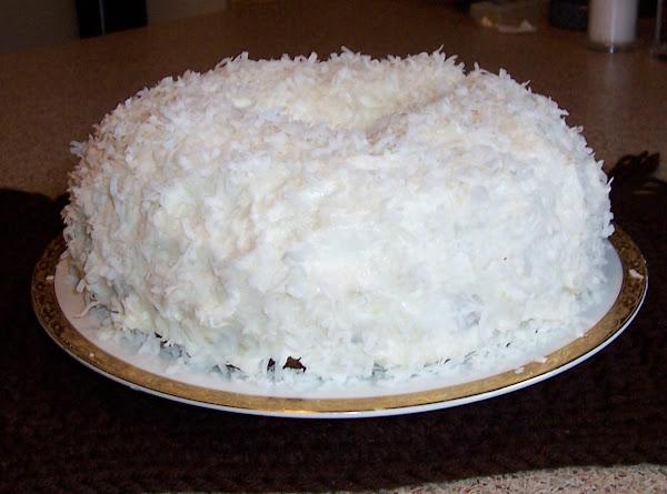 New Snowball Cake Recipe