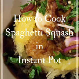 Asian Spaghetti Squash Recipes