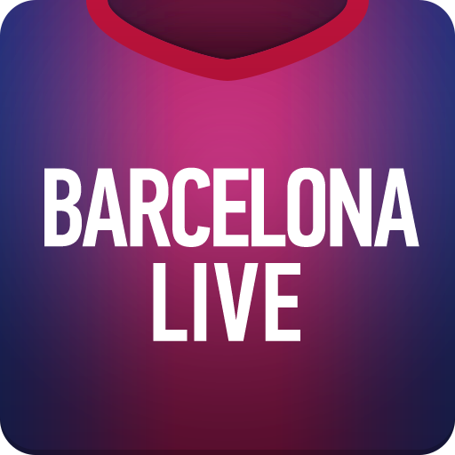 Barcelona Live 運動 App LOGO-APP開箱王