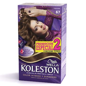 Tinte Wella Koleston   Chocolate N° 67 X 1Und Promocion Especial 2 Tubos