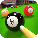 8 Ball King - Play worldwide friends online icon