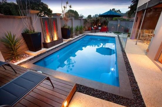 Home swimming pool idea android apps on google play for Best home swimming pools