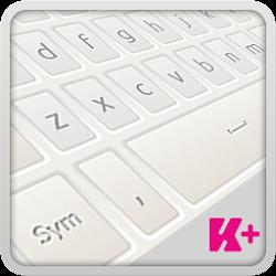 Keyboard Plus White