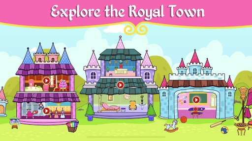 My Tizi Princess Town - Doll House Castle Game 2.0 screenshots 2