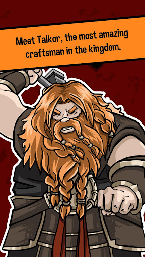 Medieval Clicker Blacksmith - Best Idle Tap Games 1.6.4 screenshots 3