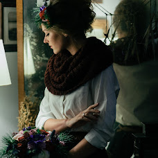 Wedding photographer Anastasiya Arestova (NastiAries). Photo of 20.10.2017