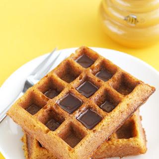 Cornbread Waffles (Gluten-Free)