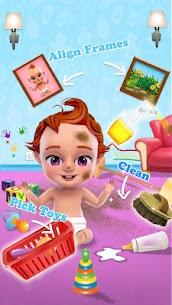 Sweet Newborn Baby Girl : Daycare & Babysitting Fun 1