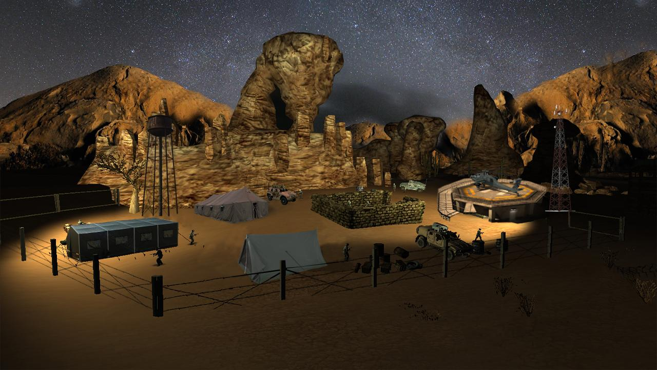 Mountain Sniper Shooting: 3D FPS sniping Missions- screenshot