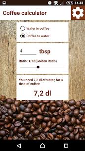 Coffee Calculator 3