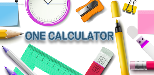 one calculator multifunctional calculator app