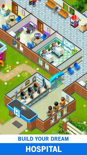My Hospital: Build and Manage 1.1.71 screenshots 1