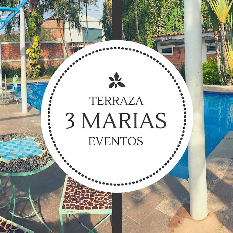 Terraza 3 Marias Salon Para Eventos En Jardines Del Vergel