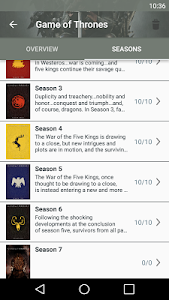 TV Show Tracker screenshot 6