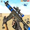 Police Fps Shooting Gun Games icon