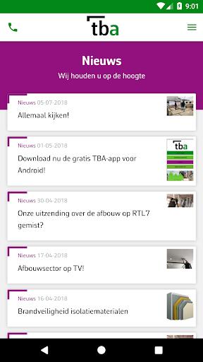 Technisch Bureau Afbouw screenshots 3