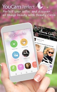 YouCam Perfect - Selfie Cam- screenshot thumbnail