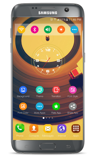 J7 Prime launcher 1.3.9 screenshots 6