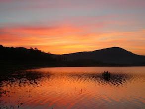 Photo: lac de montbel (15 km )