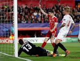 Sevilla-Bayern München werd 1-2  in de kwartfinale van de Champions League
