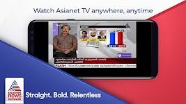 screenshot of Asianet News Official: Latest News, Live TV App