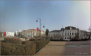 Photo: Piata 1 Decembrie 1918, Nr.28, 29 - B.C.R. si Primaria Municipiului Turda  - 2018.02.07