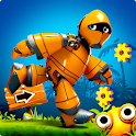 Maxim the robot: Action Platformer icon