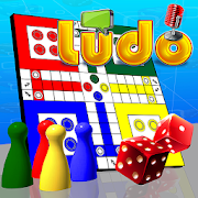 King of Ludo Dice Game with Voice Chat