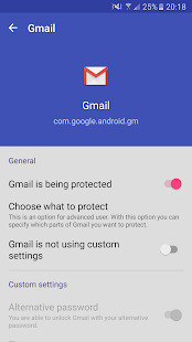 FingerSecurity- miniatura screenshot